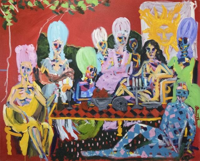 , 'Louis & Marie,' 2018, Maddox Gallery