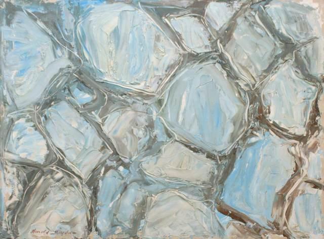 , 'Ice Floes,' 1960, Richard Norton Gallery