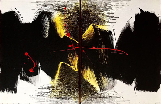 , 'Untitled,' 2017, Sundaram Tagore Gallery