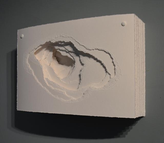 , 'Terforation 2015-041,' 2015, Joerg Heitsch Gallery