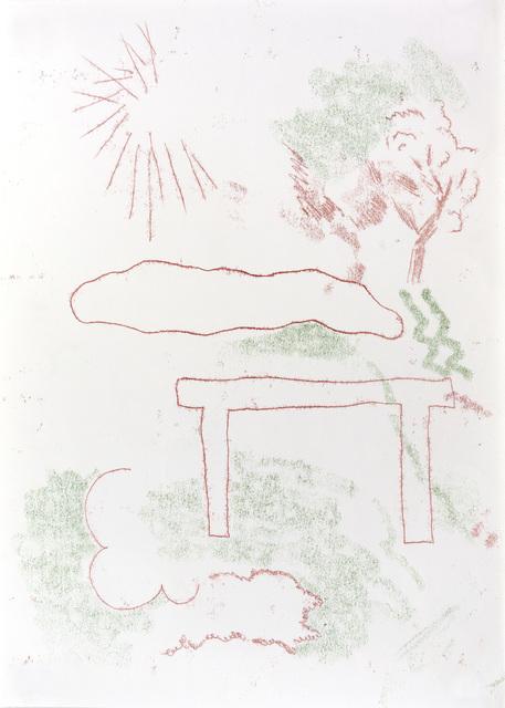 , 'Sunny Side Down, No. 4,' 2015, Nathalie Karg Gallery