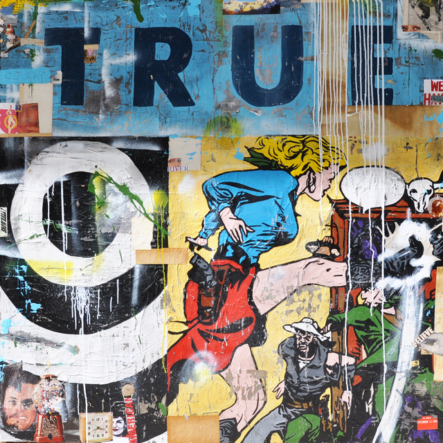 , 'True,' 2019, JoAnne Artman Gallery
