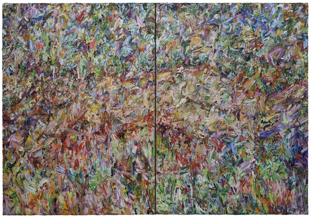, 'No Shrinking Violet,' 2017, Richard Heller Gallery