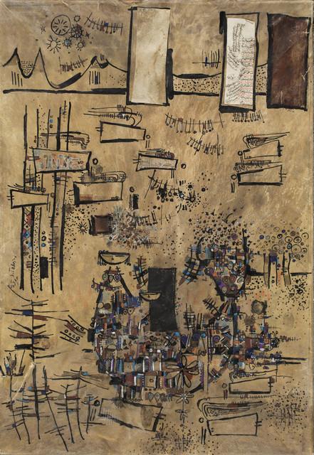 , 'Black Stone of Kaaba,' ca. 1960, Meem Gallery