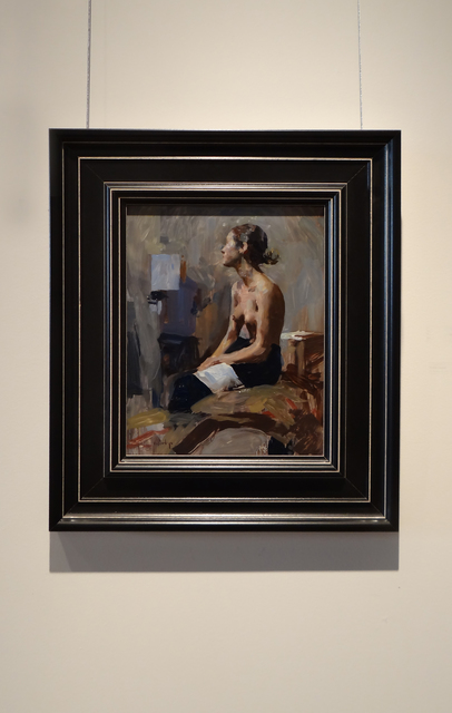 , 'Longing for the Light,' , Sirona Fine Art