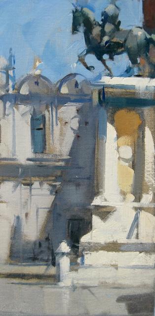 , 'Colleoni #1,' 2012, Susan Calloway Fine Arts