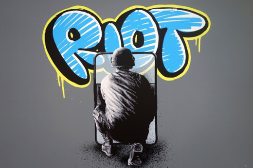 Martin Whatson, 'Riot', 2016, Gallery TAGBOAT