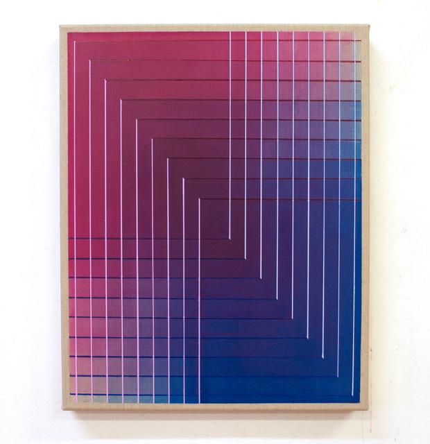 Daniel Mullen, 'Interaction No.4 ', 2018, The Flat - Massimo Carasi