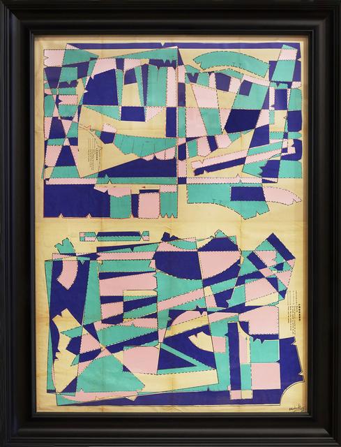 , 'Reflections in a Water Garden,' 2015, Gallery Elena Shchukina