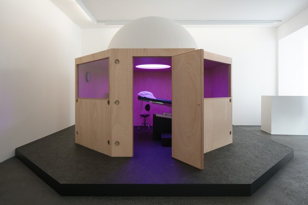 James Turrell »Alien Exam | Aten Reign« | Photo: Florian Holzherr