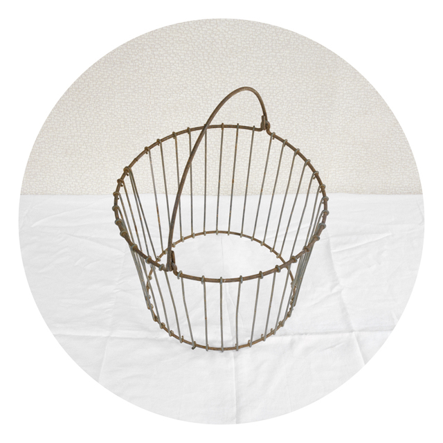, 'Clam Basket,' 2010, Carrie Haddad Gallery