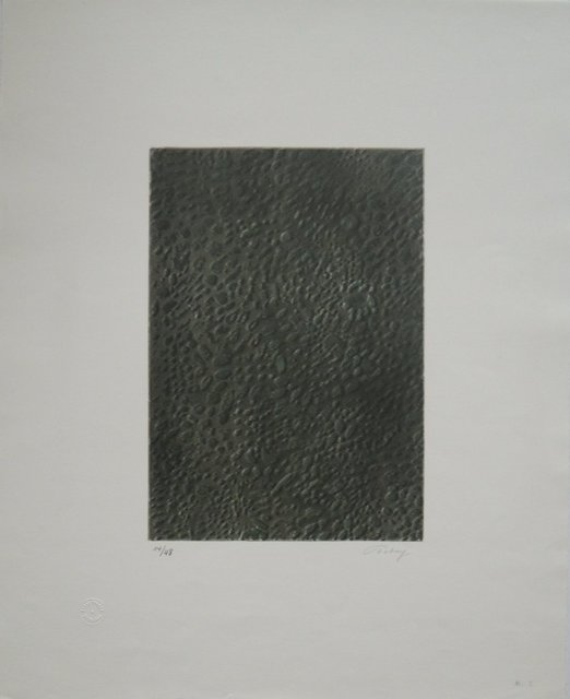 Mark Tobey, 'A Collection', Print, Color lithograph on Arches paper from a folder of 4 titled A Collection, Cerbera Gallery
