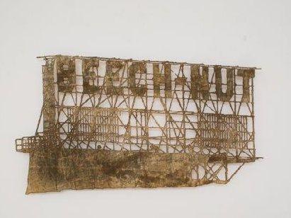 , 'Beech Nut,' 2011, Galerie Ulrike Hrobsky