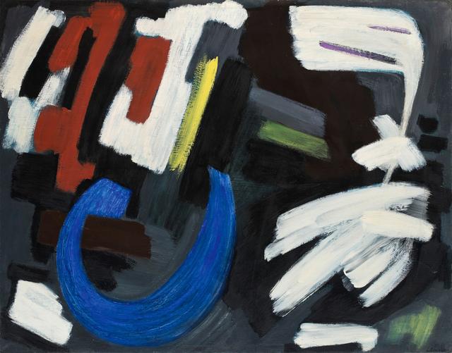 , 'Opus 29B,' 1953, Galerie Diane de Polignac & Chazournes