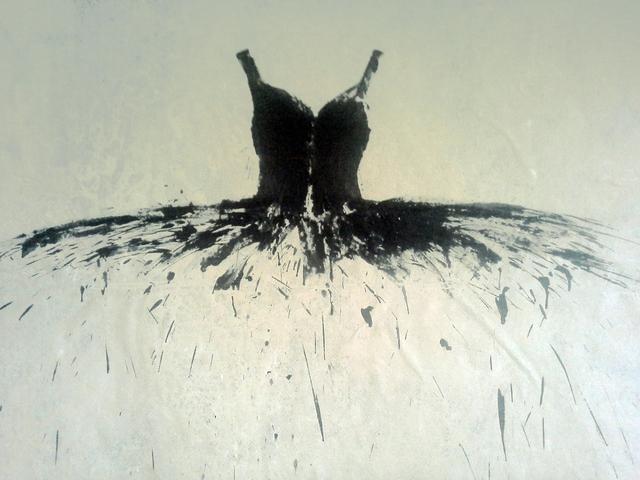 , 'Black Tutu,' , Galleria Ca' d'Oro