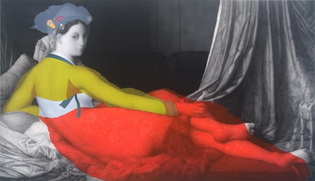 , 'Old Future,' 2016, Galerie GAIA
