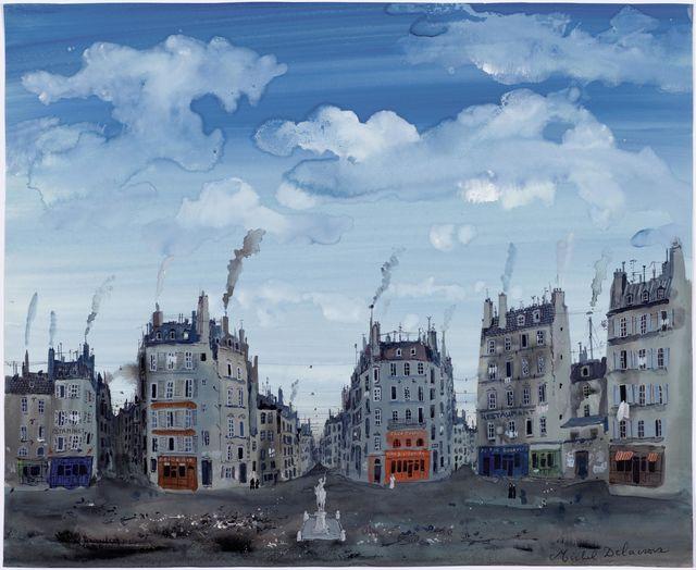 Michel Delacroix, 'Statue Équestre', 1978, Koller Auctions