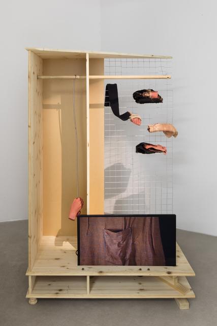, 'Earth Tone,' 2016, Galerie Anhava