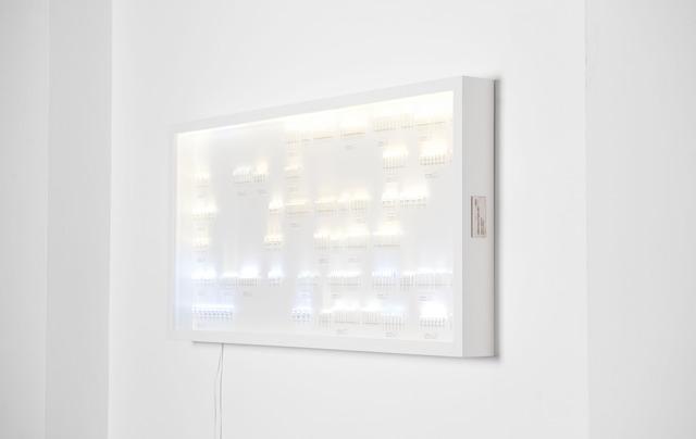 , 'Collection of Light, led 300,' 2011, Victor Hunt Designart Dealer