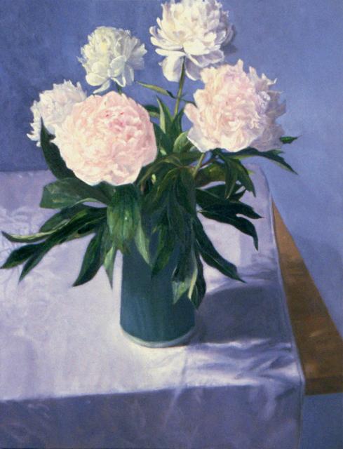 , 'Peonies Forever,' 1999, Atrium Gallery