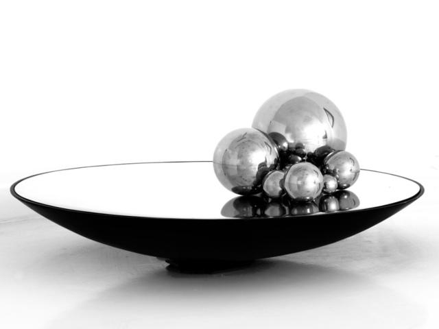 , 'Mechatronic concave mirror & steel balls,' 2013, Ekavart Gallery