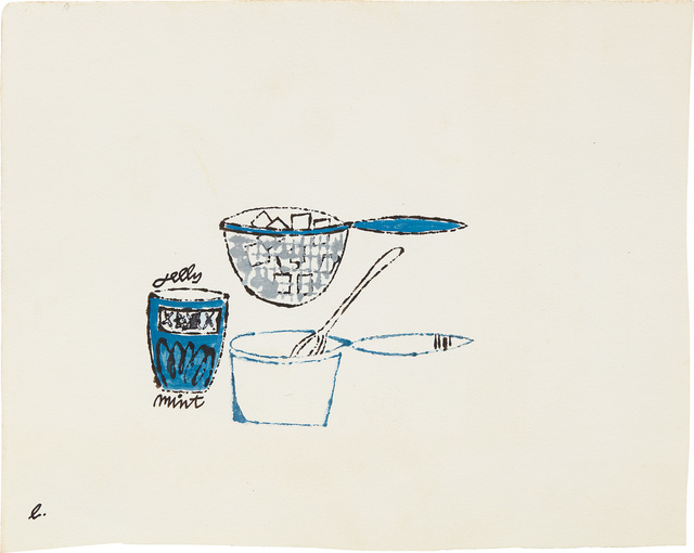 Andy Warhol, 'Cooking Items', ca. 1954-1955, Phillips