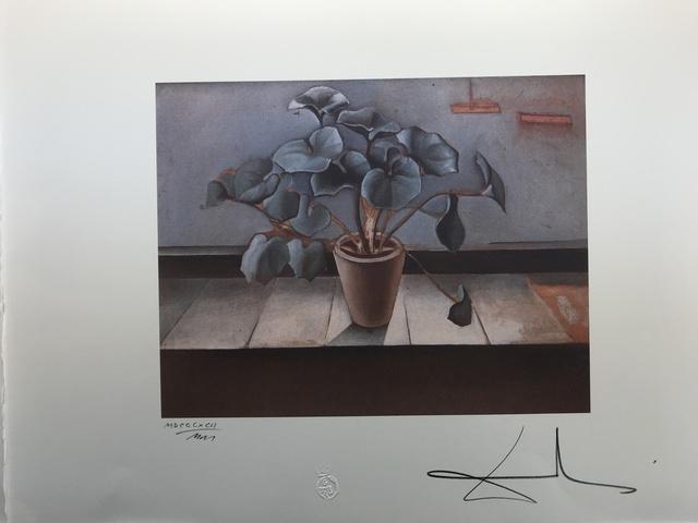Salvador Dalí, 'Flowers', 1988, ByNewArt