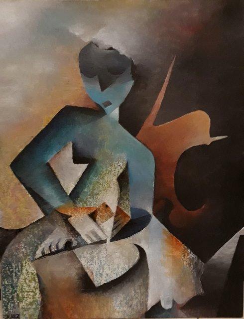 , 'Rhythm Mystic,' 2018, Frederick Holmes and Company