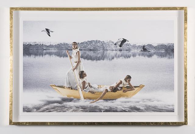 , 'Journey to Byzantium,' 2015, Galleria Ca' d'Oro
