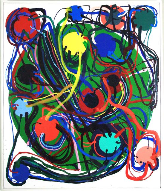 , '92g,' 1992, Tezukayama Gallery