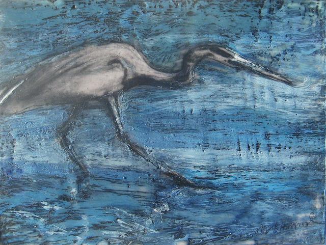, 'Blue Wader,' , Zenith Gallery