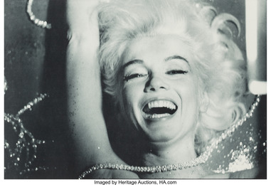 Marilyn with Diamonds