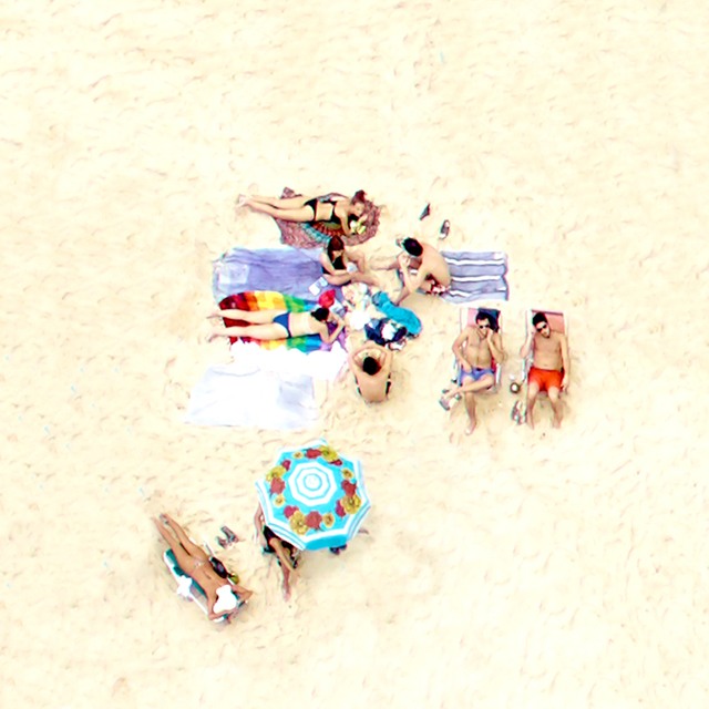 , 'Copacabana Mini Series IV,' 2016, Newzones