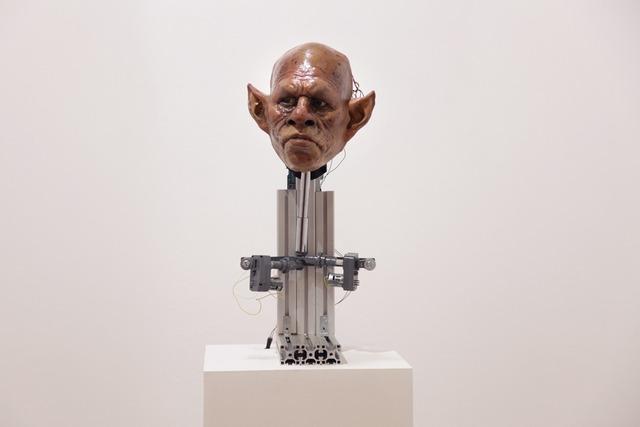 , 'Robinson,' 2015, Christine Park Gallery