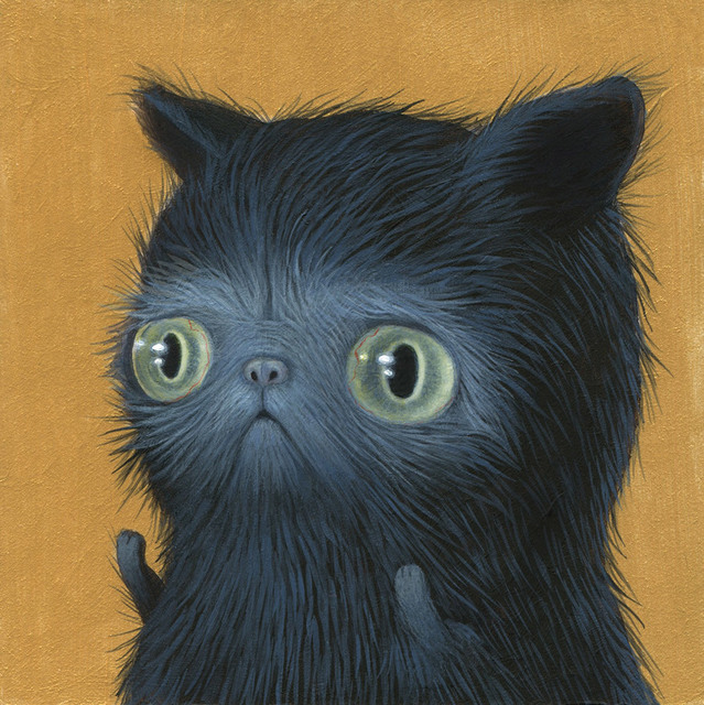 , 'The Cat that Drives at Night,' 2018, Beinart Gallery