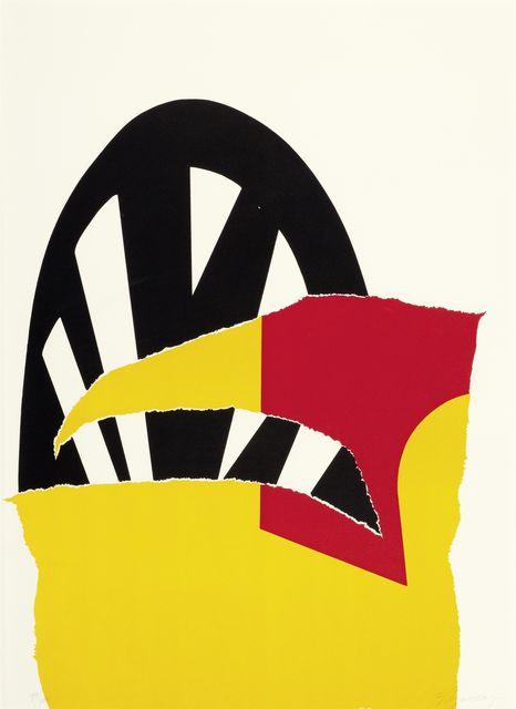 Burhan Dogançay, 'Untitled', 1991, Koller Auctions