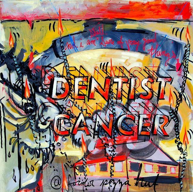 , 'Cancer Dentist,' 2015, Benjaman Gallery Group