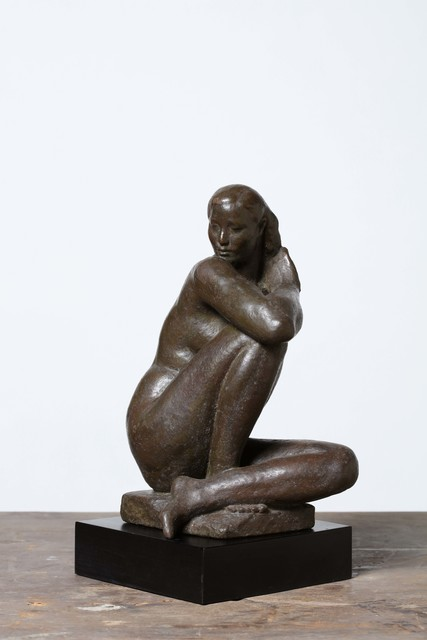 , 'Sitting Nude Woman,' 1948, Ke-Yuan Gallery