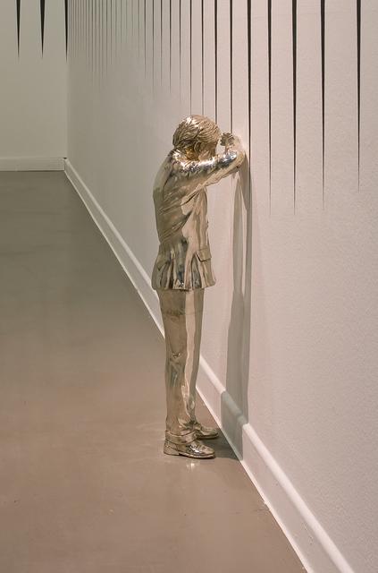, 'Silver Lamento,' 2014, Travesia Cuatro