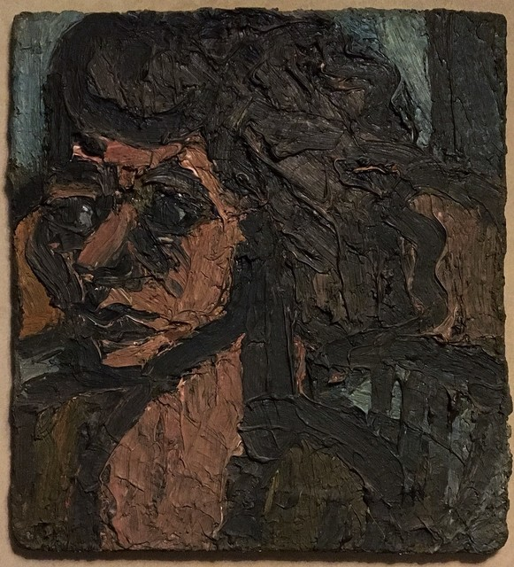 , 'Portrait of Michelle I,' 1978, Castlegate House Gallery