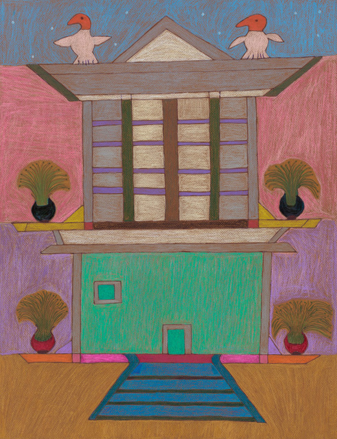 , 'Untitled,' 2015, Creativity Explored