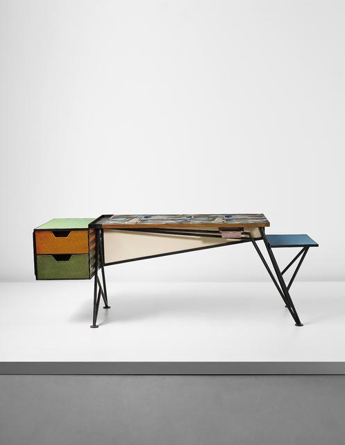 Mauro Reggiani, 'Rare desk', ca. 1960, Phillips