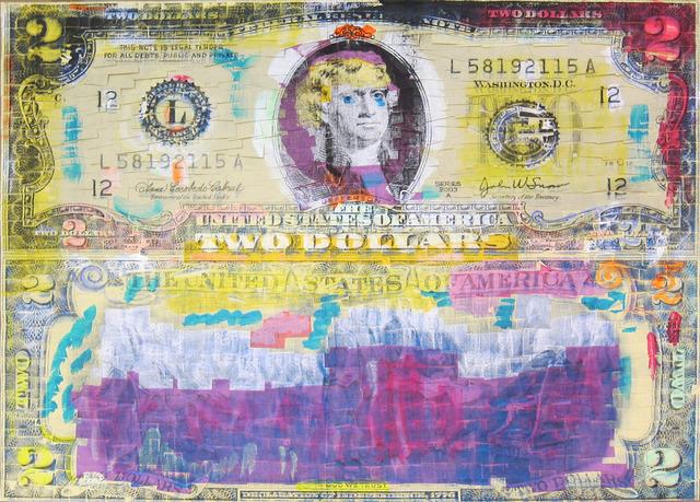 Ardan Özmenoğlu, 'US2 - Yellow', Quidley & Company