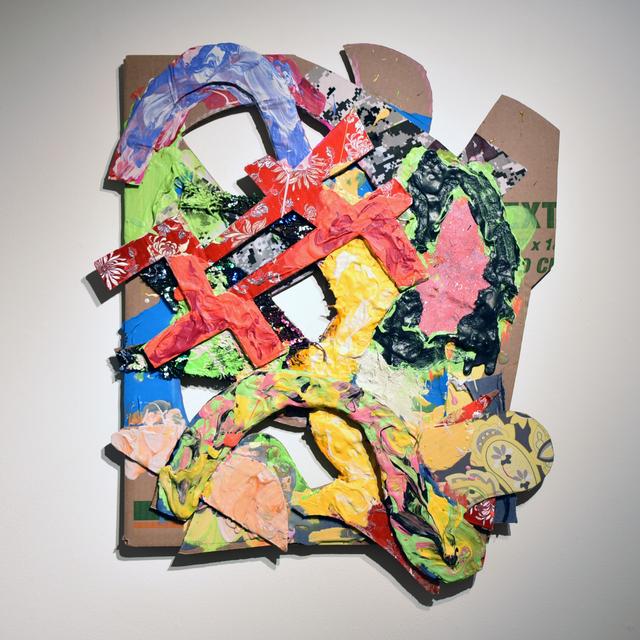 , 'For E.M. 7,' 2019, Carter Burden Gallery