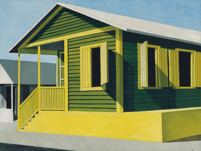 Emilio Sanchez, 'Casita verde y amarilla', Christie's