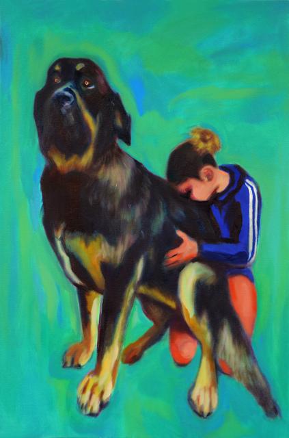 , 'Big Girls Don't Cry,' 2019, Rosenfeld Gallery