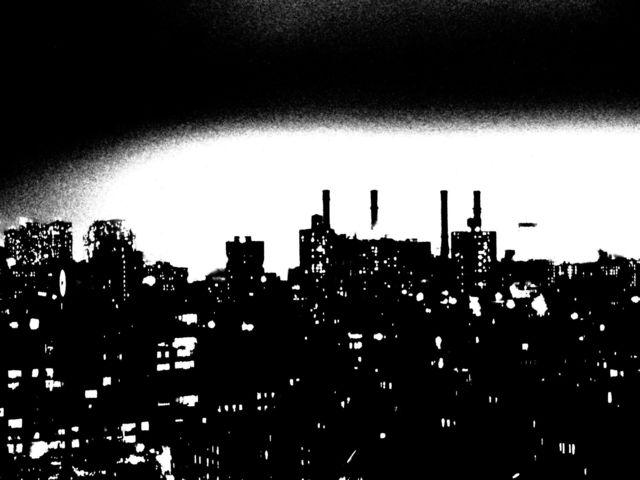 , 'Grave Night,' 2017, ABXY