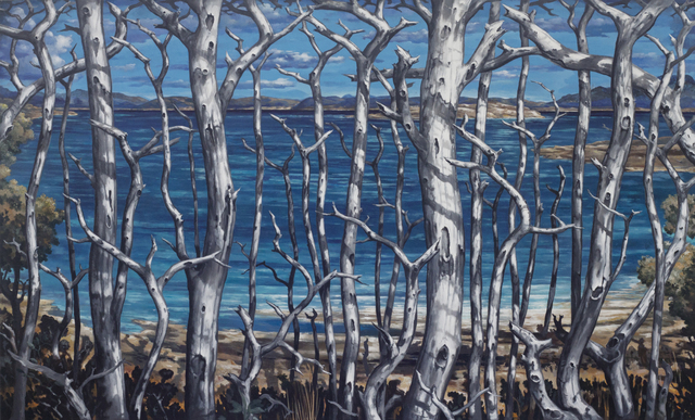, 'Playa Popa,' 2017, Lyle O. Reitzel