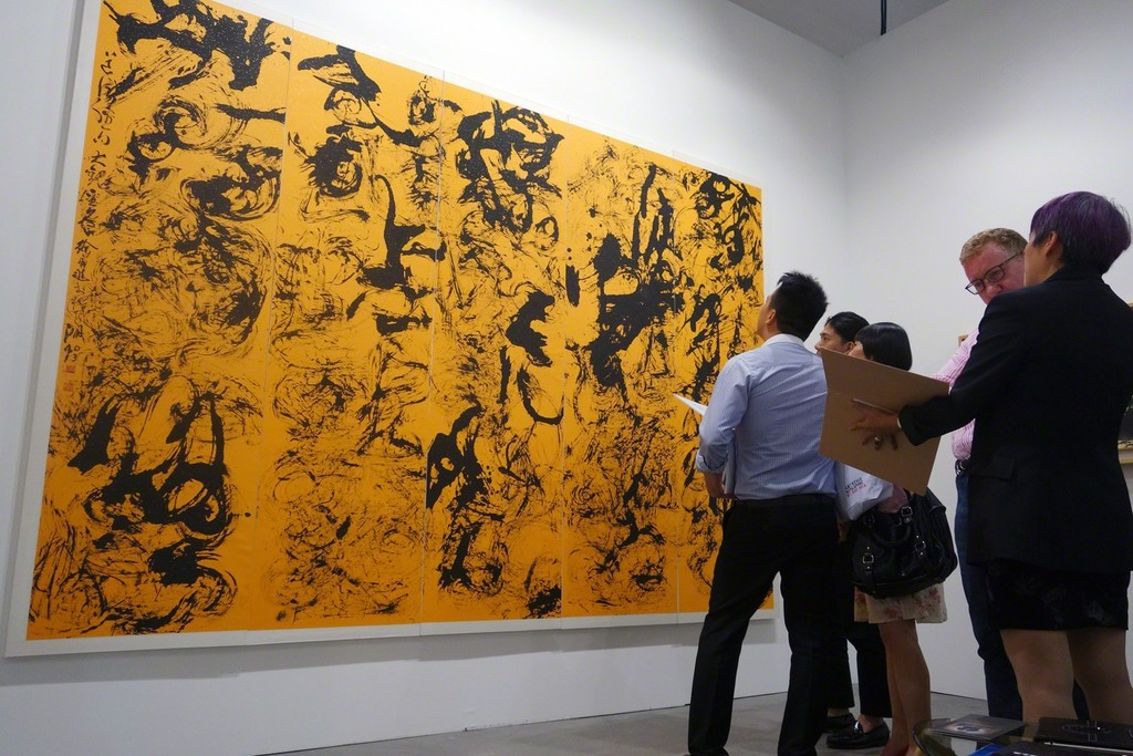 2015 Art Stage Singapore 藝術登陸新加坡博覽會