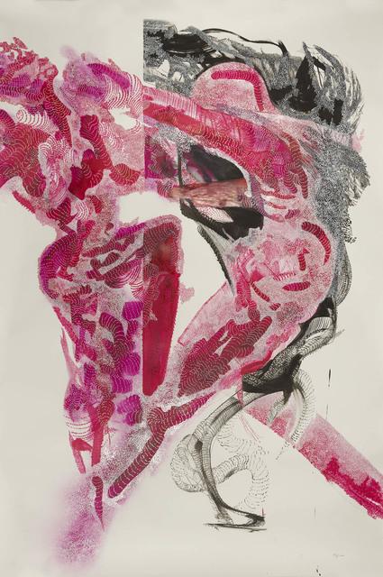 , 'La dance des Ecorchées 3,' 2017, Spotte Art